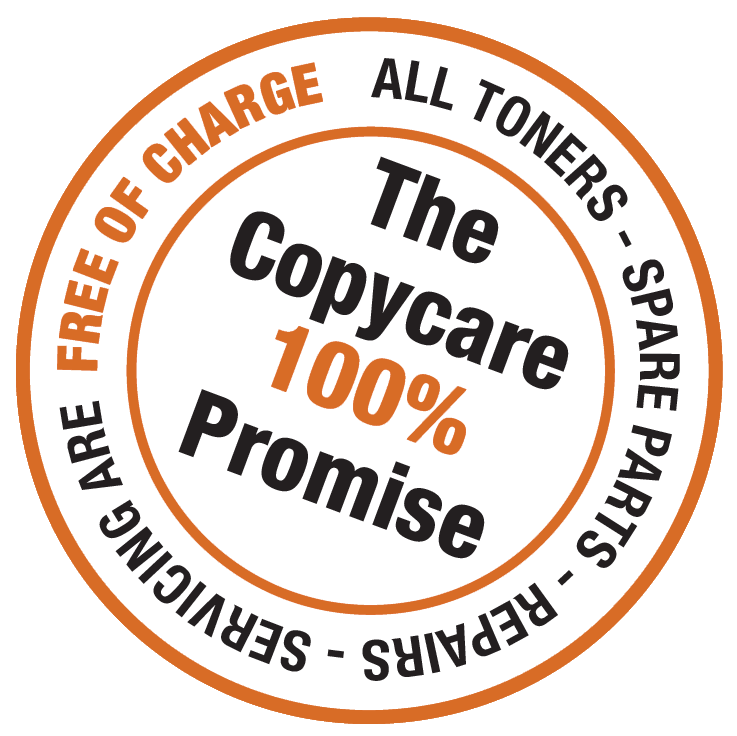 The Copycare Latitude 100% Guarantee